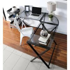 full size of desks z line belaire glass l shaped computer desk instructions workbench ikea