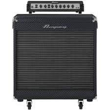 1x15 Guitar Cabinet Ampeg Portaflex Pf500 Bass Amp Head Pf115he 1x15 Flip Top Bass