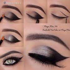rocker smokey eye makeup tutorial rock star eyes