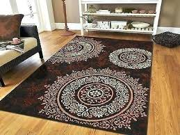 target area rugs 5x7 new area rugs brown black circles rug contemporary target target blue area