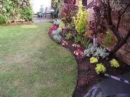Small Picture Garden border design