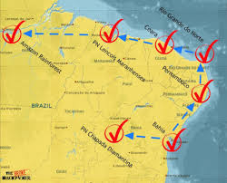 Backpacking Brazil on a Budget July 2019 - Maps, Itineraries, and ...