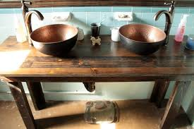 bathroom sink bowls with vanity awesome rectangular brown wooden bathroom vanity combine with brown bowl