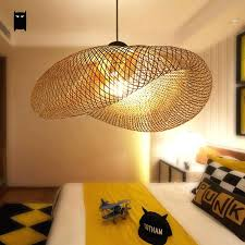 asian lighting. Asian Lighting Fixtures Cheap Rattan Pendant Light Buy Quality Fixture Directly From China M