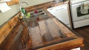 sealing wood countertops in the kitchen elegant best ideas remodel within 3