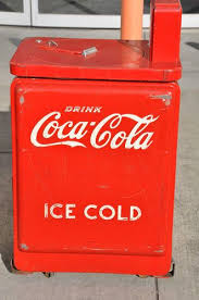 Coke Vending Machine Ebay Magnificent 48's Vintage Coke Vendo 48 Vending Machine EBay Vintage And