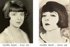 Picture Of Bob Hair Style 1920s hairstyles the bobbed hair phenomenon of 1924 glamourdaze 2086 by stevesalt.us