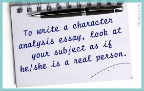 important dos and don ts of writing a character analysis essay