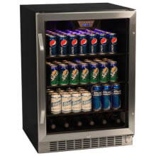 built in beverage cooler. Wonderful Built 24 Inch Wide 148 Can BuiltIn Beverage Cooler With Tinted Door With Built In 3
