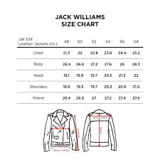 Richter Leather Jacket Black Euro 54 Jack Williams