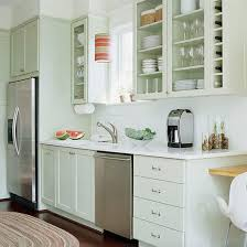Kitchen Designs Galley Style Enchanting Tour A White Galley Kitchen With Craftsman Style Better Homes