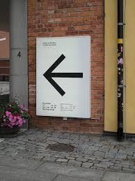 Exterior Signage Design Enchanting Moderna Museet Stockholm Signage Signage Wayfinding Pinterest