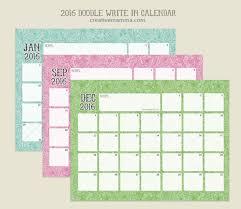 Calendarios Para Imprimir 2015 5 Calendarios Del 2016 Para Imprimir Gratis