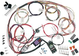 custom wiring harness motorcycle wiring diagram and hernes motorcycle terminals connectors and wiring accessories custom wiring harness source