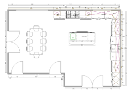 kitchen lighting plans. Remarkable Plan Of Kitchen Layout Good Planner Dream House Experience Lighting Plans D