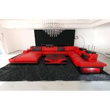 Design Sectional Sofa Orlando XXL with LED Lights f2 046e 426c 93b6 36e933f1896e 600