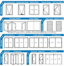 superlative folding sliding glass door any color aluminium folding sliding doors transpa glass slide