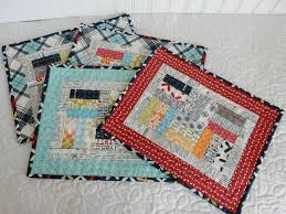 Quilted Placemat Patterns Amazing Decorating Ideas