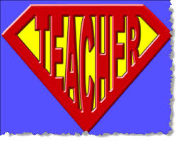 Image result for super hero teacher clip art