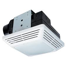 bathroom fan with led light. Air King High Performance 70 CFM Ceiling Exhaust Bath Fan With LED Light, ENERGY STAR-BFQL70 - The Home Depot Bathroom Led Light G