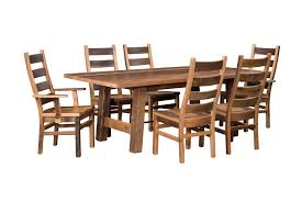 Reclaimed Wood Dining Table And Chairs Reclaimed Wood Dining Table
