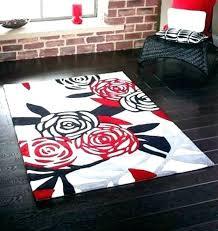 black and white bathroom rug damask bathroom rugs black white striped bath rug cool 7 red black and white bathroom rug