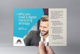 Marketing Flyer Digital Marketing Flyer Template In PSD Ai Vector BrandPacks 24