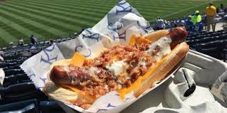 Nathan's Hot Dog Vending Machine Gorgeous 48 Best Ballpark Hot Dogs Baseball Stadium Hot Dogs Delish