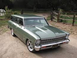 1967 Chevy Nova Wagon the SUV before the term was invented ...