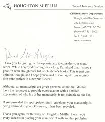 my rejection collection heylookawriterfellow my very first children s book rejection letter