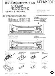 wiring diagram for a kenwood kdc 148 the wiring diagram kenwood kdc 217 wiring diagram schematics and wiring diagrams wiring diagram