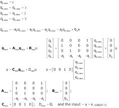 case 2 alternate state space representations