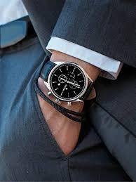 Vincero Luxury <b>Men's Chrono</b> S Wrist <b>Watch</b> - <b>Top</b> Grain Italian ...