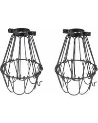Vintage style lighting fixtures Lantern Artifact Design Industrial Vintage Style Black Hanging Pendant Light Fixture Metal Wire Cage Lamp Guard Better Homes And Gardens Sweet Savings On Artifact Design Industrial Vintage Style Black