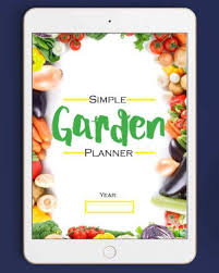 The Simple Garden Planner Printable Download Journey With Jill