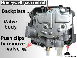Honeywell Gas Valve Cross Reference Chart Honeywell Gas Valve Water Heater Wiring Diagrams