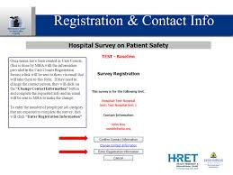 Hsops Survey Process Overview Of Registration Process Who Should
