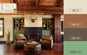rustic paint colorsRustic Living Room Paint Colors  Modern House