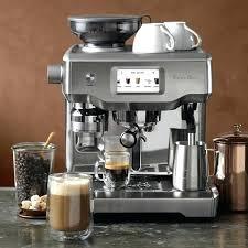 creative tuneful espresso machine at home plus design breville outers diy images