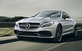 2018-C-CLASS-COUPE-AMG-CAROUSEL-RIGHT-3-  Mercedes-Benz