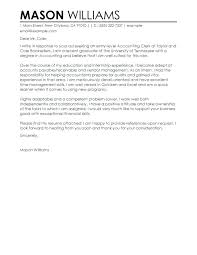 accounting clerk cover letter cover letter sample accounting cover letter examples for accounting