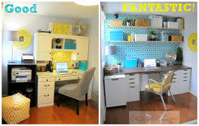 my home office. Home Office Goes From Good - To FABULOUS :: OrganizingMadeFun.com My D