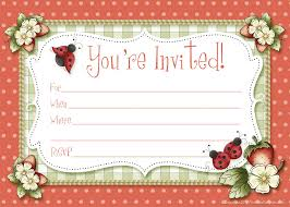 Free Invitation Maker With Photo Party Invitation Collection