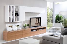 ... Wall Units, Built In Tv Units Flat Screen Tv Built In Wall Modern  Living Room ...