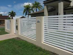 modern metal fence design. Modern Fence Designs Metal With Concrete Walls - Google Search Design Pinterest