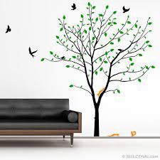 tree wall decor tree wall decal
