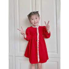 Váy cho bé gái từ 1 - 8 tuổi, đầm thời trang trẻ em hàng thiết kế cao cấp  VNXK cho bé từ 6- 32 kg chính hãng 169,000đ