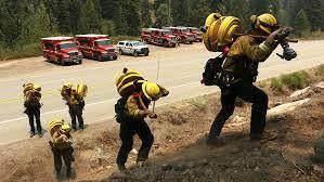 Tamarack Fire:evacuation orders lifted ...