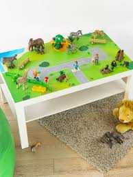 Play room decor: Furniture sticker