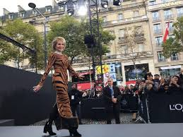 life liberty and the pursuit of beauty l oréal paris brings diversity to the runway